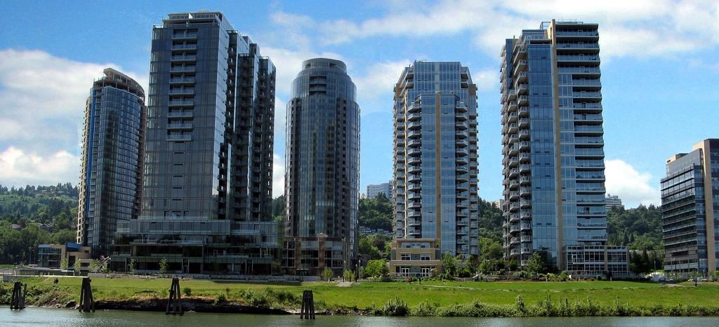 Oregon Penthouses and Condo